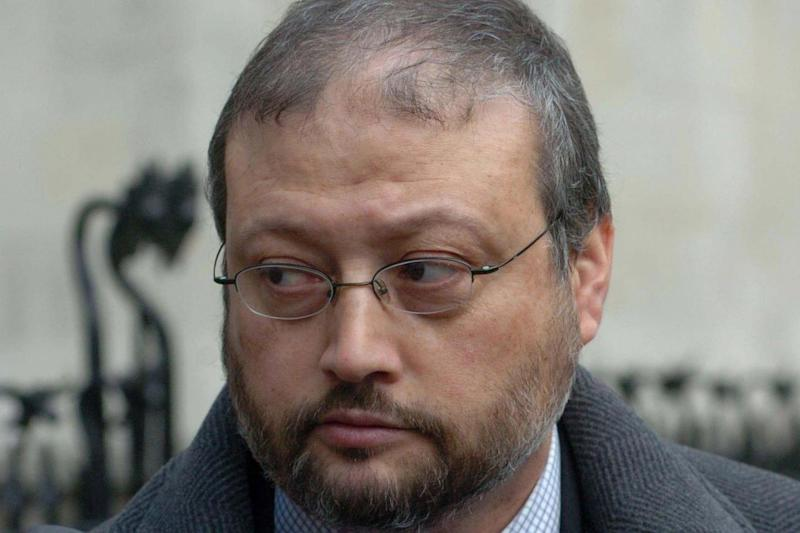 Jamal Khashoggi was killed at the Saudi consulate in Istanbul on October 2 (PA)