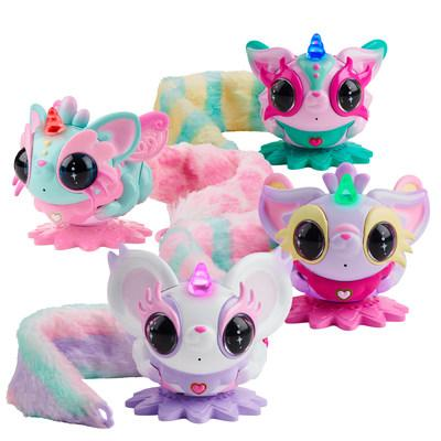 Introducing Pixie Belles, the exciting, new interactive pets by WowWee, the makers of Fingerlings.