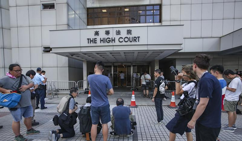 Hong Kong court bans public from using mobile phones with cameras during jury trials