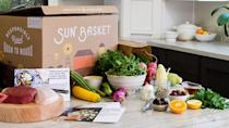 <p><span>Sun Basket is one of the</span> best meal prep services <span>for wholesome, USDA-Certified Organic meal options for busy families or for people who run out of recipe ideas during the week. The service has the widest range of food restriction accommodations, including paleo, diabetes, gluten-free, pescatarian, vegetarian and more. </span></p> <p><b>How Much Does Sun Basket Delivery Cost? </b>S<span>tarting at $10.99 per serving </span></p> <p><b>Is Sun Basket Delivery Worth It? </b><span>If you cook for a family with a variety of diet restrictions, the flexibility Sun Basket provides can make mealtime easier.</span></p> <p><b>Who Is Sun Basket Best For?</b></p> <ul> <li><span>Best for both cooks and people who prefer heat-only meal options </span></li> <li><span>Best for individuals looking for breakfast, lunch and dinner meals</span></li> <li><span>Skip it if you're on a budget that won't allow for a higher-priced meal service. </span></li> </ul>