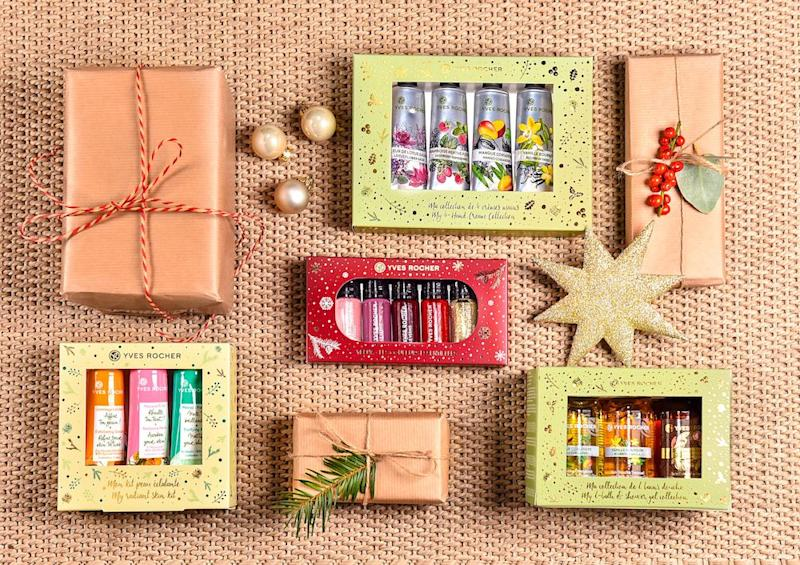 Yves Rocher Limited Edition Christmas collection