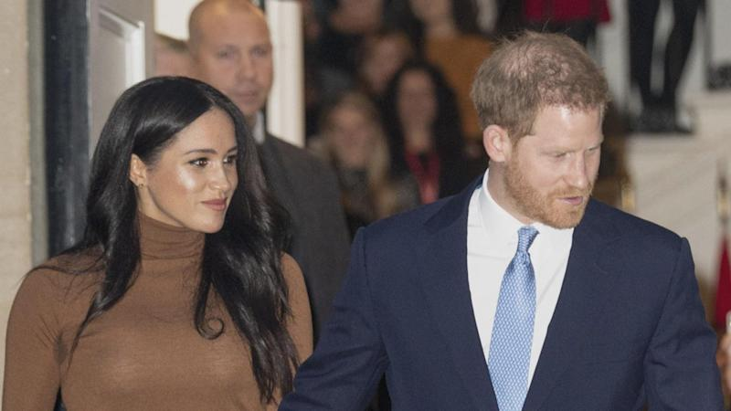 Meghan Markle and Prince Harry Creating a 'New War of the Windsors,' Couple's Close Friend Says
