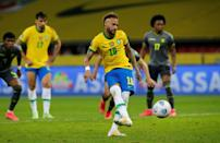 Led by star forward Neymar, who missed the 2019 tournament due to injury, Brazil will be favorites to defend their title
