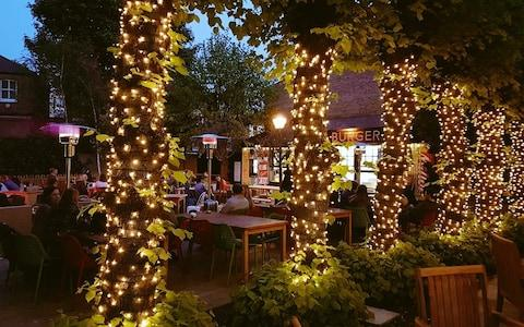 The Eagle Beer Garden - Credit: The Eagle