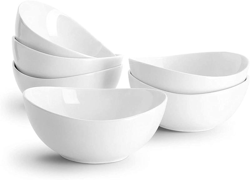 Sweese 18-ounce Porcelain Bowls