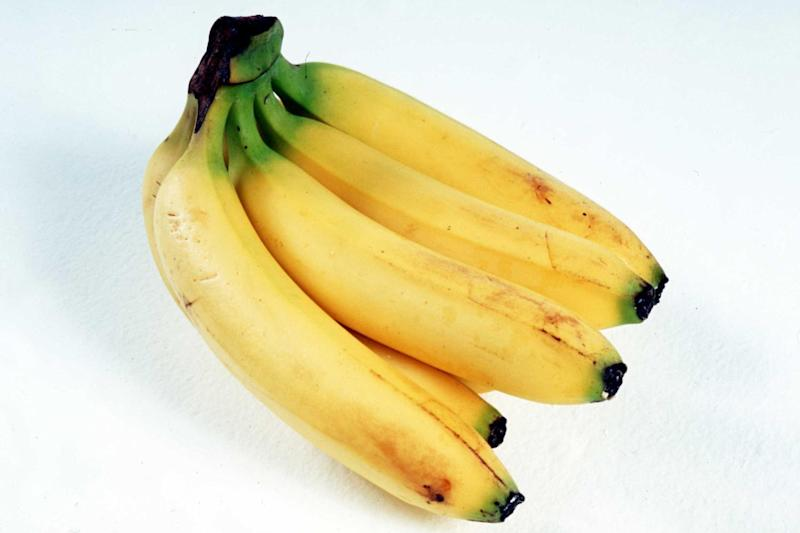 Banana drama: The woman was shocked to find she had been charged £900 for a single banana (file photo): Getty Images