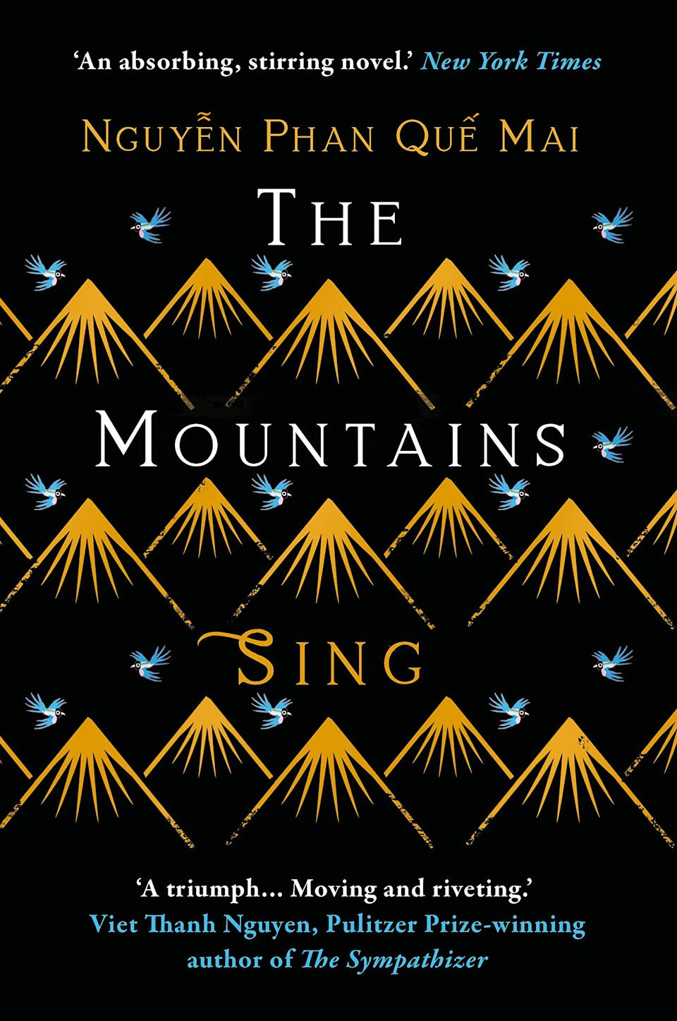 """<strong>Jess Commons, Lifestyle Director</strong><br><br><strong>Book:</strong> <em>The Mountains Sing</em> by Nguyễn Phan Quế Mai<br><br><strong>Why is it your August read?</strong> I'm trying to read more historical fiction from other countries at the moment and the first English language novel from Vietnamese poet Nguyễn Phan Quế Mai, which came out this spring, has given me a devastating lesson in Vietnam's scarred history. Narrated by Huang, a teenage girl living in Hanoi at the end of the Vietnam War, and her grandmother Diệu Lan, who is telling Huang about her life, the historical events of the 20th century provide a terrifying backdrop for their tales which unfold side by side. From the French and Japanese occupations to the Indochina wars, The Great Hunger, land reform and the Vietnam War, it's a story of resilience, determination, family and hope in a country blighted by pain.<br><br><strong>Nguyễn Phan Quế Mai</strong> The Mountains Sing, $, available at <a href=""""https://amzn.to/2P8Ph6m"""" rel=""""nofollow noopener"""" target=""""_blank"""" data-ylk=""""slk:Amazon"""" class=""""link rapid-noclick-resp"""">Amazon</a>"""