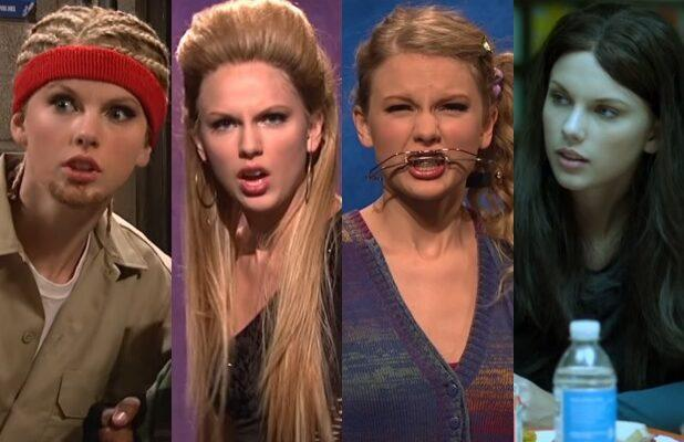 Taylor Swift's 8 Craziest 'SNL' Sketches (Videos)