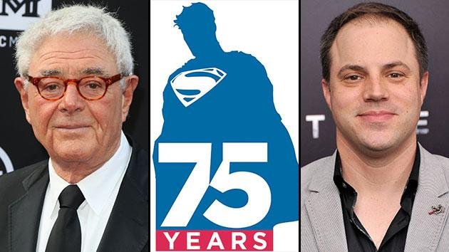 Richard Donner and Geoff Johns