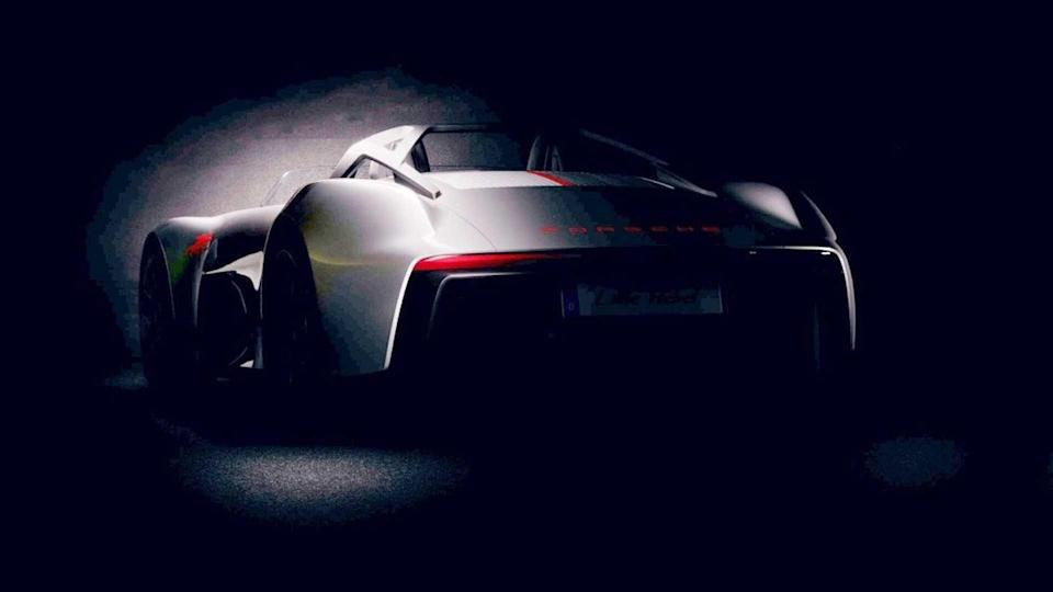 Porsche is Releasing Designs Of Models That Never Made It To Production