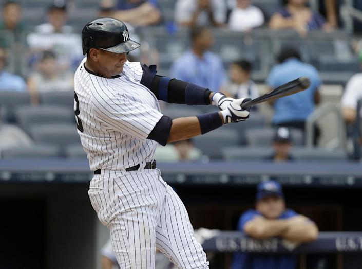 Alex Rodriguez was granted permission to use testosterone in 2007 and Clomid, a drug used to help men create more testosterone, in 2008. (AP Photo)