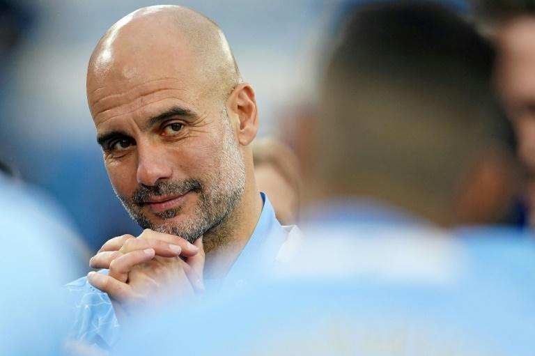 Pep Guardiola is aiming to win the Champions League as a coach for a third time when his Manchester City side take on Chelsea in Saturday's final