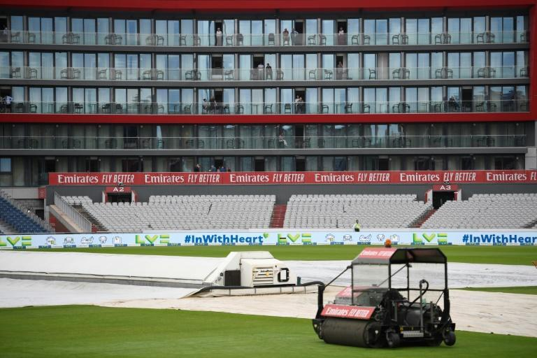 The deciding Test between England and India has been cancelled due to coronavirus concerns (AFP/Oli SCARFF)