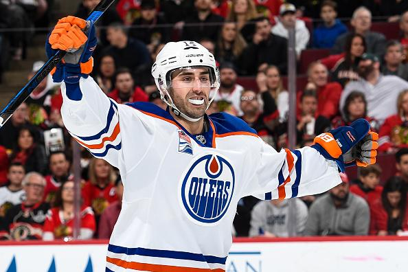 Oilers trade Jordan Eberle to Islanders for Ryan Strome