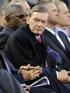 Baseball commissioner Bud Selig insists he will retire at the end of 2012, lending a sense of urgency to his push for expanded playoffs