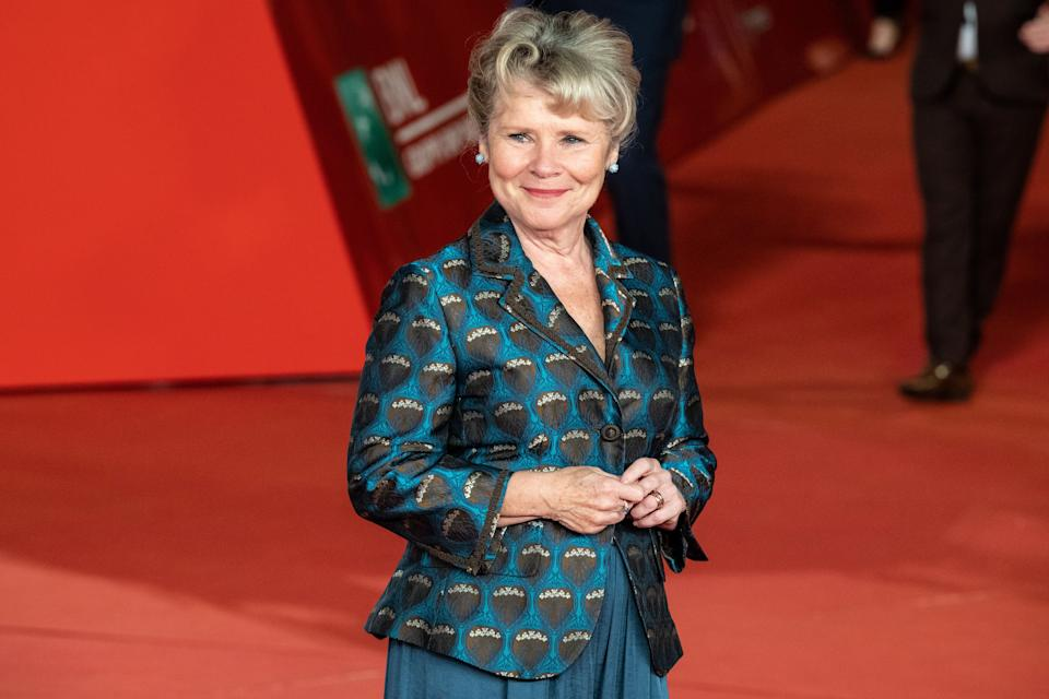 Imelda Staunton (Photo: SOPA Images via Getty Images)