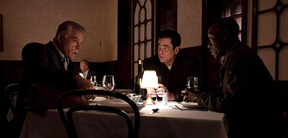 <p>The latest from director Steven Soderbergh—starring Don Cheadle, Benicio Del Toro, Julia Fox, and Kieran Culkin—will premiere as the festival's Centerpiece Gala selection. It's a thriller that follows a group of crooks whose latest heist goes wrong, leaving to uncover the mystery of who hired them and why.</p>