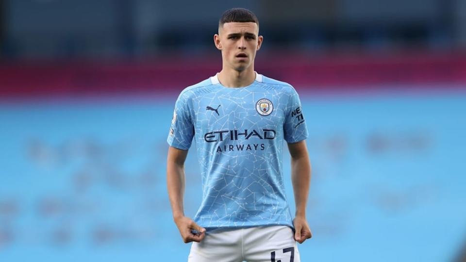 Phil Foden | James Williamson - AMA/Getty Images