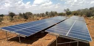Aquion Energy and SolarAfrica Deliver Sustainable Off-Grid Solar Power System at Wildlife Conservancy in Kenya