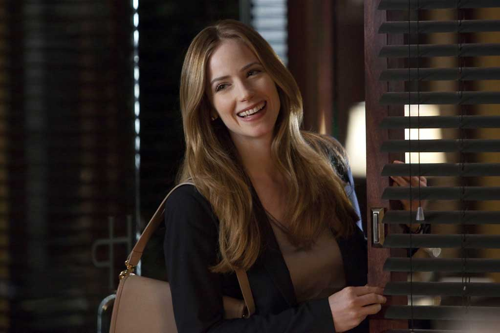 "Jaime Ray Newman guest stars on ""Drop Dead Diva."""