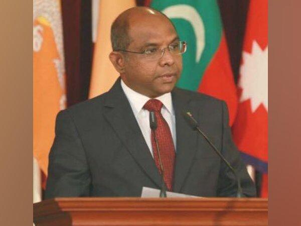Foreign Minister of Maldives Abdulla Shahid (Photo Credit: Twitter)