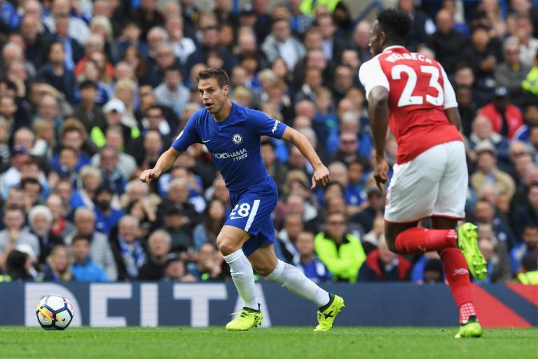 Cesar Azpilicueta: Chelsea given reality check in disappointing Arsenal draw