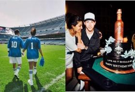 Priyanka Chopra 'The Wife' surprises husband Nick Jonas with football game on his 27th birthday