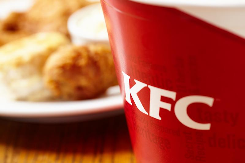 KFC has had an ad campaign banned by the ASA [Photo: Getty]