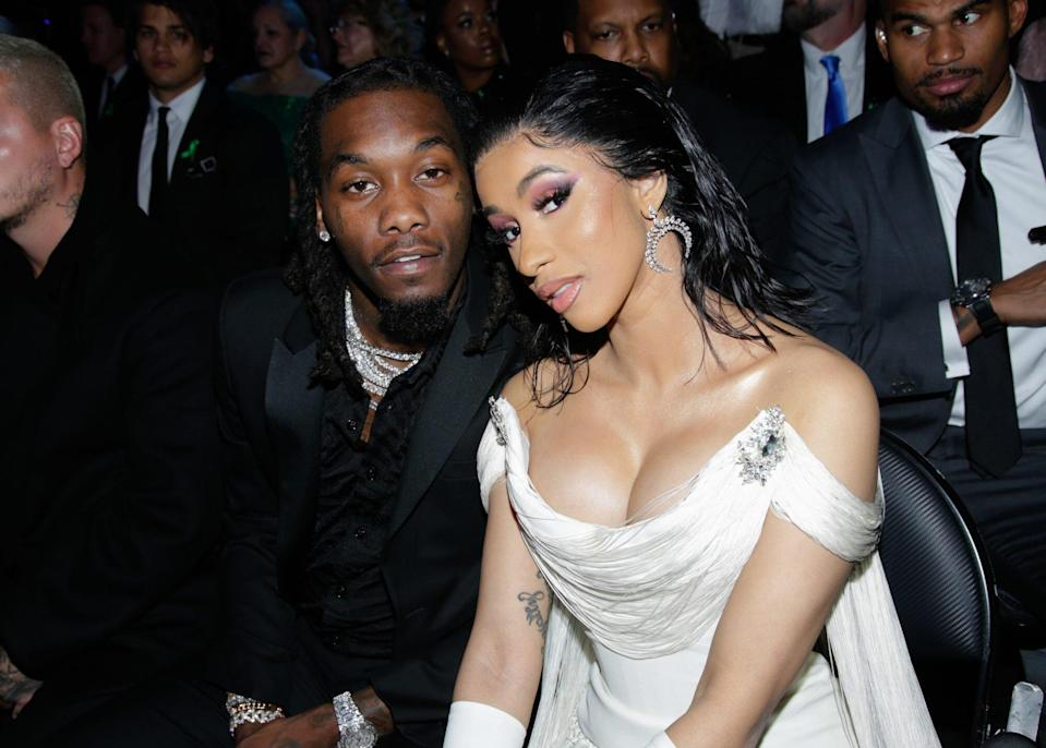 """Cardi B Filed for Divorce So Offset Would Learn a """"Lesson"""""""