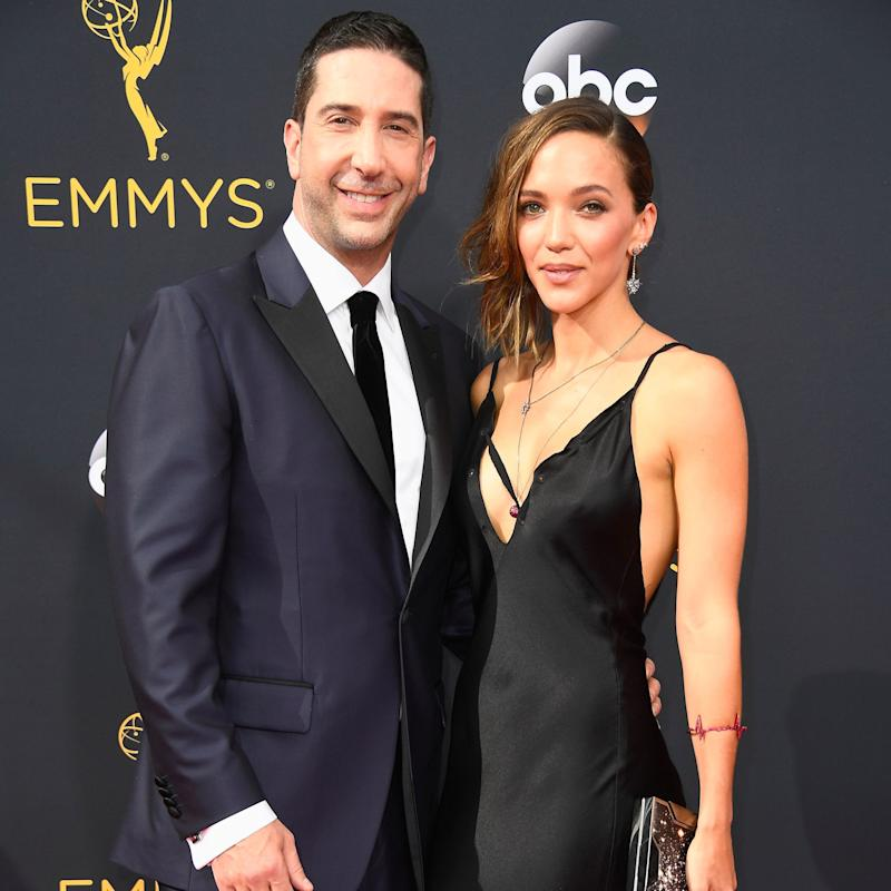 David Schwimmer and Wife Zoe Buckman Separate After 6 Years of Marriage