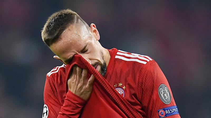 Franck Ribéry responds to criticism of 'Salt Bae' visit with brutal outburst