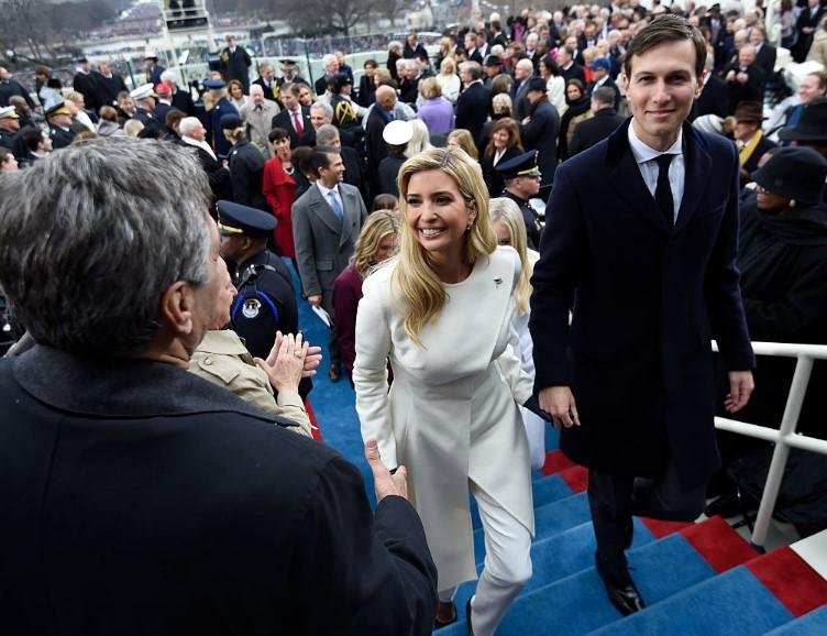 Ivanka Trump Jared Kushner White House[Image by: Saul Loeb - Pool/Getty Images]
