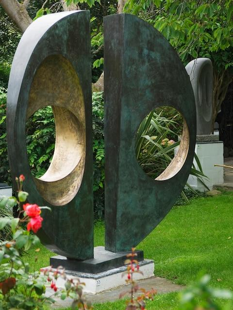 Barbara Hepworth St Ives - Credit: (C)John Warburton-Lee Photography ((C)John Warburton-Lee Photography (Photographer) - [None]/John Warburton-Lee