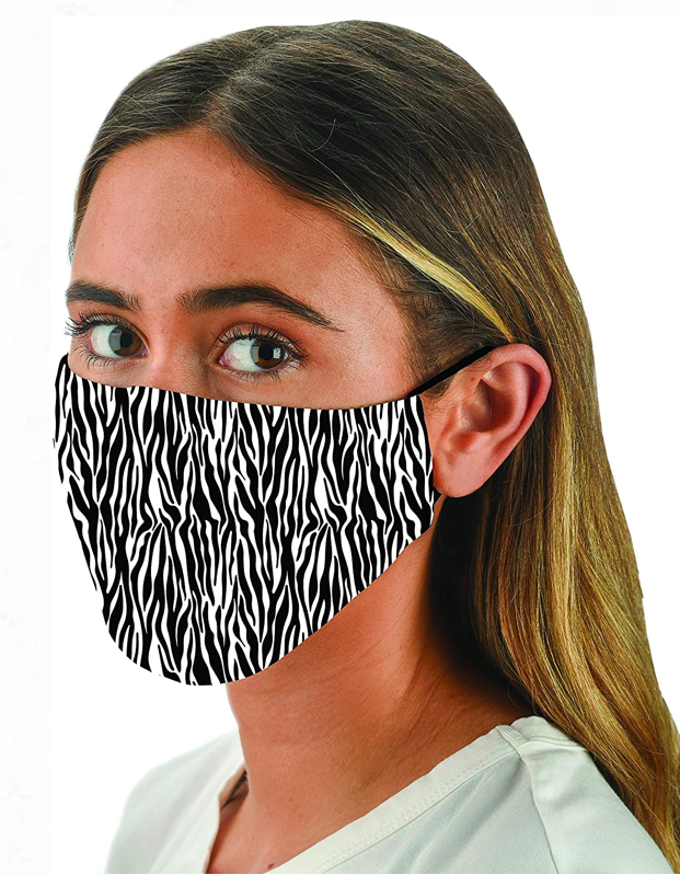 """<p><strong>Star rating:</strong> 4.3 out of 5</p> <p><strong>Key selling points:</strong> Adjustable for a secure fit, this printed face mask is available in a range of designs, comes with insertable filters for the inside pocket, and features a flexible nose bridge to <a href=""""https://www.glamour.com/gallery/face-masks-for-glasses?mbid=synd_yahoo_rss"""" rel=""""nofollow noopener"""" target=""""_blank"""" data-ylk=""""slk:avoid foggy glasses"""" class=""""link rapid-noclick-resp"""">avoid foggy glasses</a>. </p> <p><strong>What customers say:</strong> """"I have 6 of these now because after ordering the first one I was impressed. We have a mask mandate but even if there wasn't one I would wear this. It saves lives, mine and others, and shame on anyone who refuses to wear one. This is a high quality product and after a few days of getting used to it I don't even notice it's on. Talking is easy, the adjustable nose piece allows for custom fit, and if worn properly—no fogging of glasses. I give this product a 10 and it comes with insertable filters that fit easily into the provided pocket. You're missing out if you don't buy this one. I have others from other sites and they just don't compare."""" —<a href=""""https://amzn.to/3144F9O"""" rel=""""nofollow noopener"""" target=""""_blank"""" data-ylk=""""slk:L. Hayes"""" class=""""link rapid-noclick-resp""""><em>L. Hayes</em></a></p> $15, Amazon. <a href=""""https://www.amazon.com/Snoozies-Face-Masks-Adjustable-Resealable/dp/B089C2KHTB/ref=sr_1_30"""" rel=""""nofollow noopener"""" target=""""_blank"""" data-ylk=""""slk:Get it now!"""" class=""""link rapid-noclick-resp"""">Get it now!</a>"""