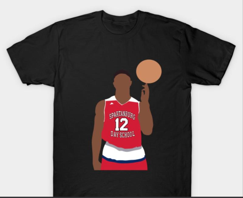 on sale 5512f 1b55f Where to find Zion merchandise to root for the Pelicans rookie