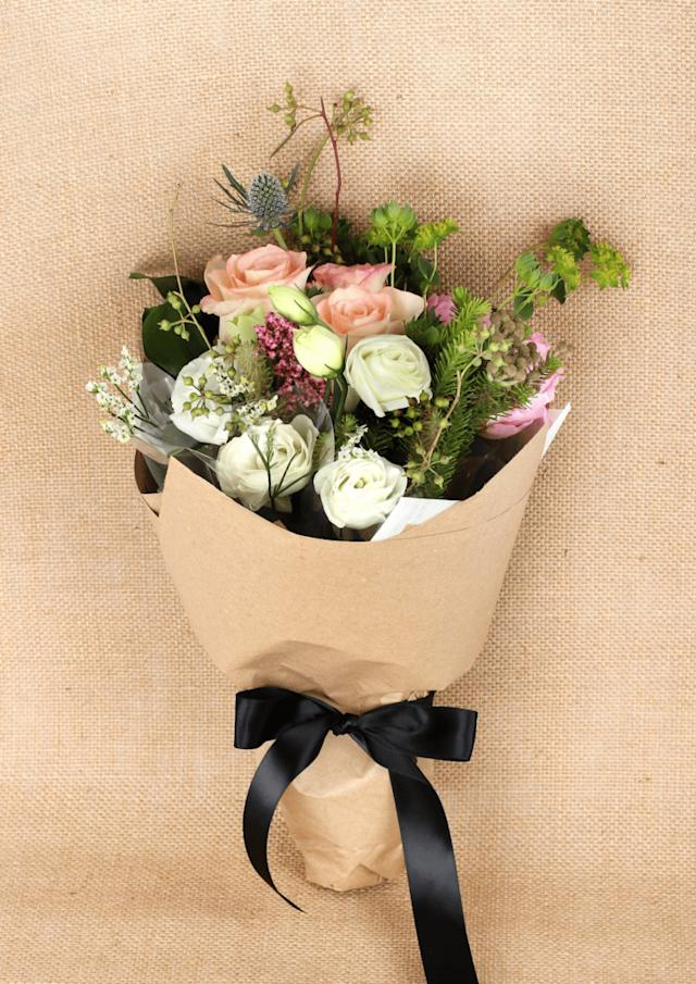 An example of a past Freestyle Bouquet made by Floral Garage ($34.90 to $42.90).
