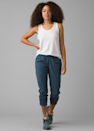 """<p>prana.com</p><p><strong>$89.00</strong></p><p><a href=""""https://go.redirectingat.com?id=74968X1596630&url=https%3A%2F%2Fwww.prana.com%2Fp%2Farch-pant%2FW41202013.html%3Fdwvar_W41202013_color%3DDeep%2BStellar&sref=https%3A%2F%2Fwww.prevention.com%2Fbeauty%2Fstyle%2Fg36320853%2Fbest-sun-protective-clothing%2F"""" rel=""""nofollow noopener"""" target=""""_blank"""" data-ylk=""""slk:Shop Now"""" class=""""link rapid-noclick-resp"""">Shop Now</a></p><p>Hikers, campers, and walkers, take note: These adjustable, understated pants from eco-friendly brand prAna offer <strong>UPF 50+ protection</strong> and pair well with any outdoor activity. They even have a secret zipper pocket, too.</p>"""