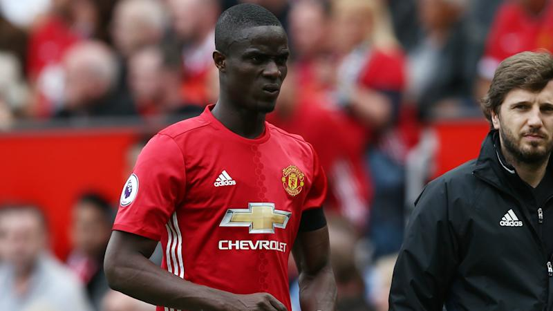 Jose Mourinho confirms Eric Bailly will miss Manchester United's clash with Huddersfield
