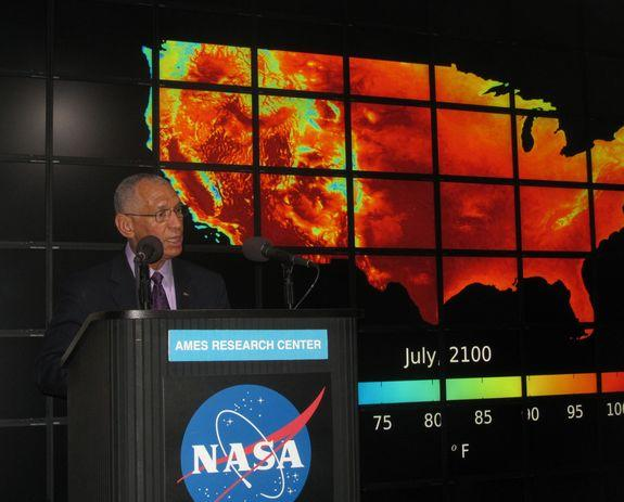 To Combat Climate Change, Humanity Must Act Now, NASA Chief Says