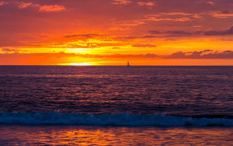 West-facing Puerto Vallarta offers some of the best sunsets in Mexico - iStock