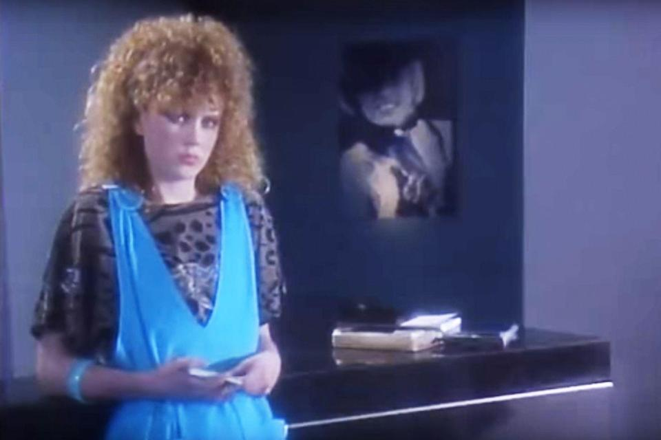 <p>Kidman starred in this little-known Australian TV movie about the vicious fashion industry.</p>