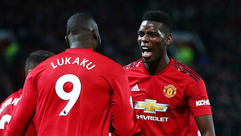 Lukaku hits out at 'lies' after Pogba row report
