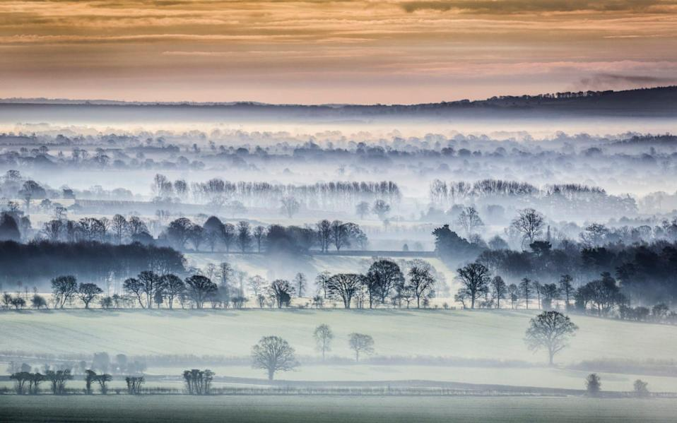 Vale of Pewsey - Peter Orr/Getty