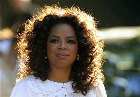 Oprah Winfrey at 60: The Chat Show Queen in Pictures