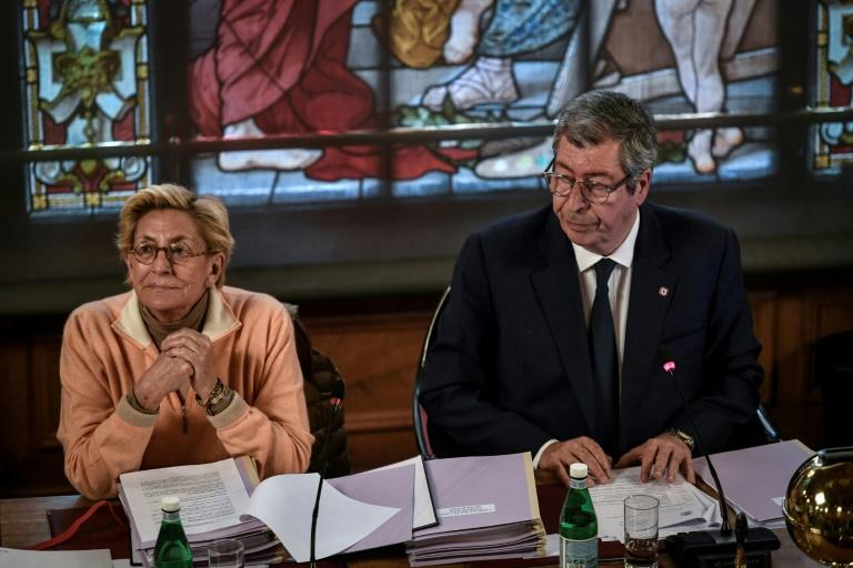 Patrick Balkany was mayor of Levallois-Perret and his wife Isabelle was his deputy