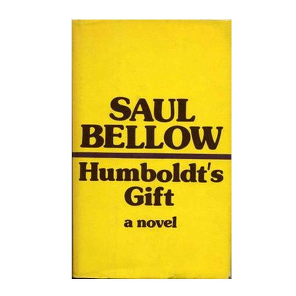 """<p><strong>$17.00 <a class=""""link rapid-noclick-resp"""" href=""""https://www.amazon.com/Humboldts-Gift-Penguin-Classics-Bellow/dp/0143105477/ref=sr_1_1?tag=syn-yahoo-20&ascsubtag=%5Bartid%7C10054.g.35036418%5Bsrc%7Cyahoo-us"""" rel=""""nofollow noopener"""" target=""""_blank"""" data-ylk=""""slk:BUY NOW"""">BUY NOW</a></strong></p><p><strong>Genre:</strong> Fiction</p><p>Worthy of the 1976 Pulitzer Prize for Fiction, <em>Humboldt's Gift </em>contributed to Saul Bellow's Nobel Prize win that same year. It captures the friendship between literary Charlie Citrine and his mentor, Von Humboldt Fleisher. When Fleisher dies, Charlie's life hits rock bottom — until a gift from beyond the grave helps change his course.</p>"""