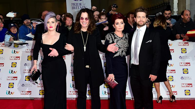 Kelly Osbourne: I feared Ozzy would never walk again after Parkinson's diagnosis
