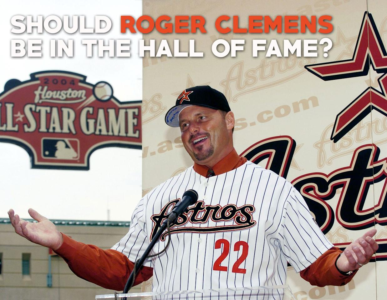 Roger Clemens: Is he a Hall of Famer?