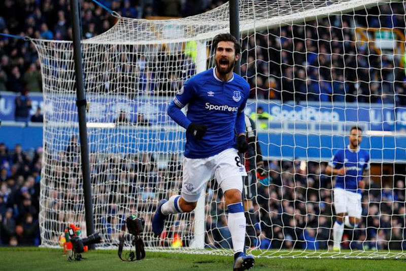 Everton Sign Andre Gomes on Permanent Deal from Barcelona