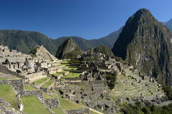 Visit Machu Picchu with Huge 'Zoomable' Image